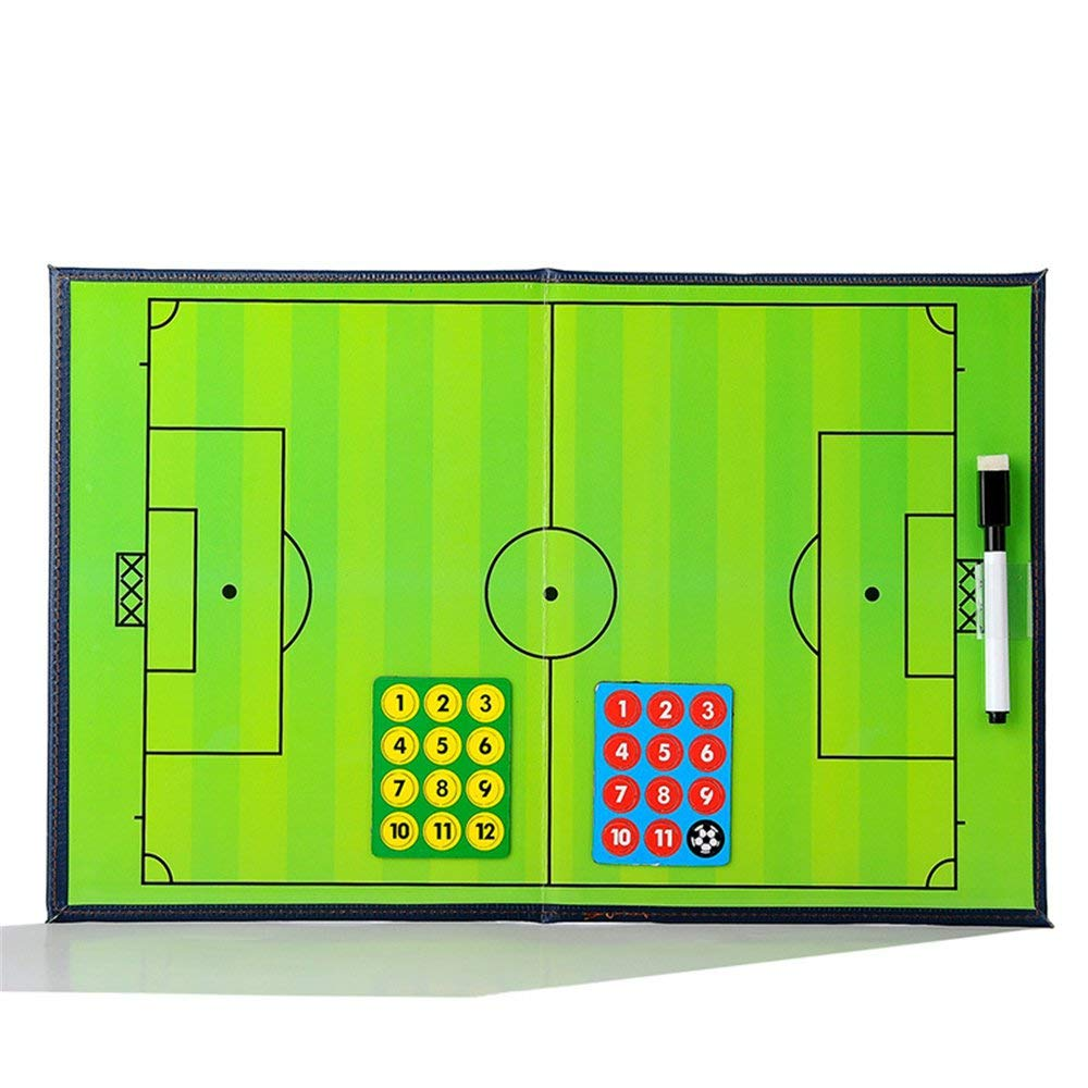 Magnetic board type book