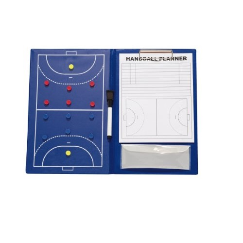 Magnetic and writing coach board
