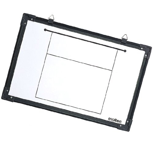 Magnetic board with black bag